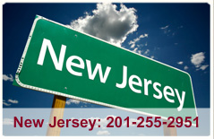 Moving to New Jersey
